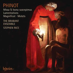 Phinot: Missa Si bona suscepimus