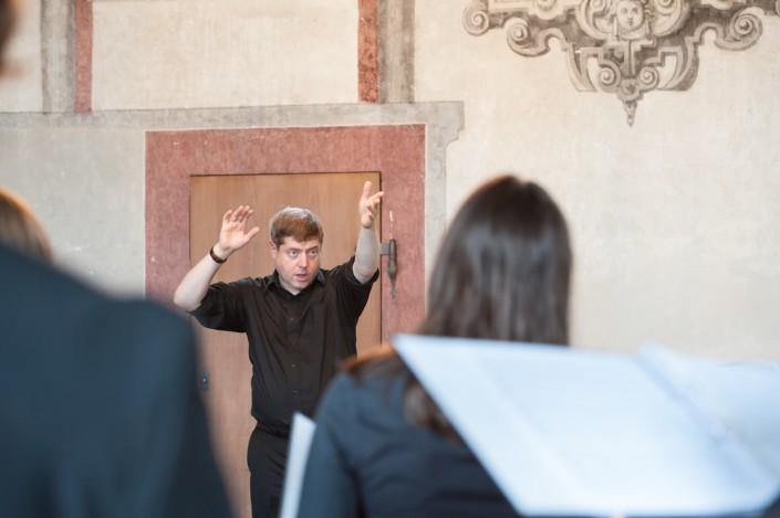 Stephen Rice Conducting